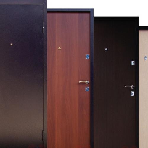 Установка дверей от компании Комфорт-Сервис