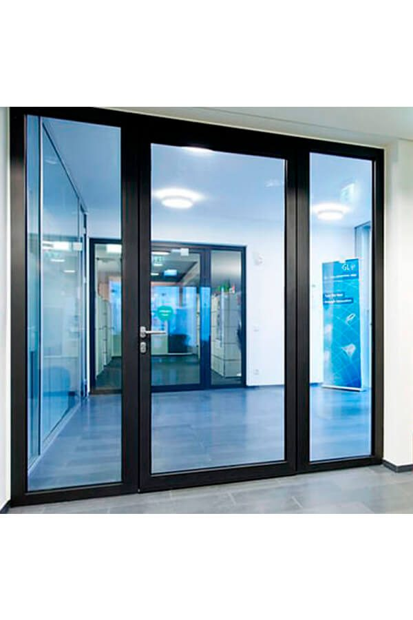 Алюминиевые огнестойкие двери от компании Комфорт-Сервис