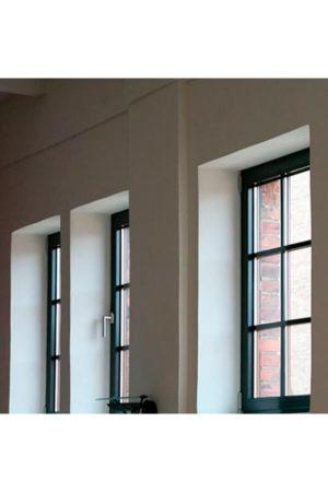 Алюминиевые противожарные окна